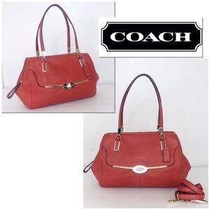 Coach East West Madison Small Madeline Satchel